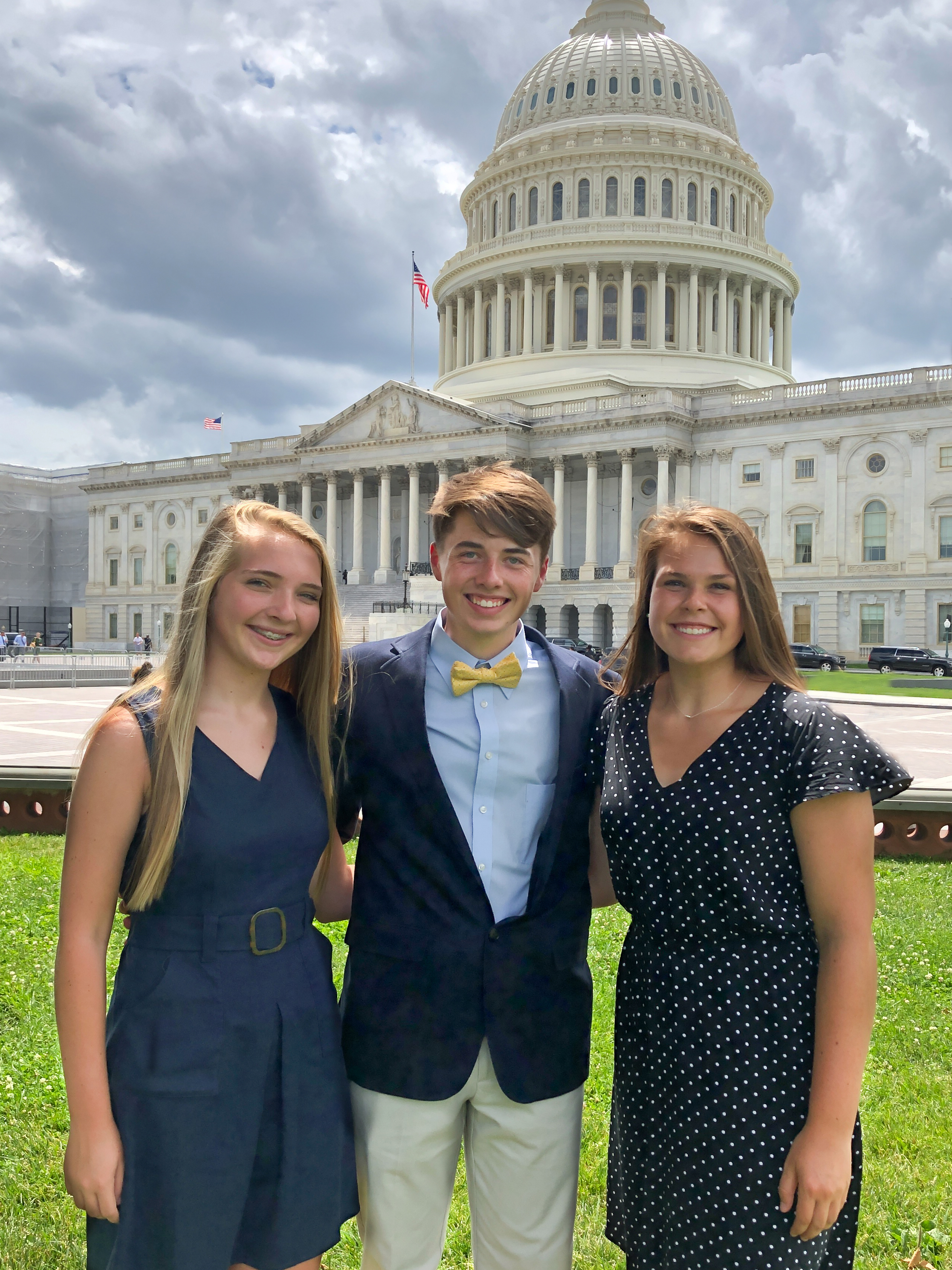 2019 Washington Youth Tour Representatives