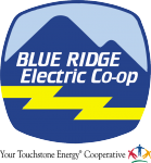 Blue Ridge Electric Co-op's Logo